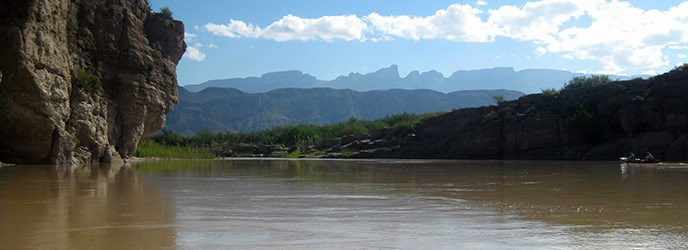 Rio Grande Wild and Scenic River, Texas