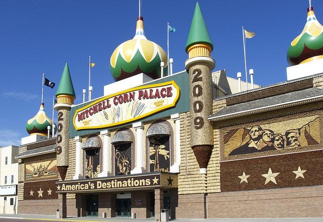 Corn Palace_Mitchell_South Dakota