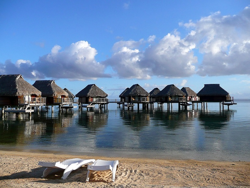 French Polynesia Resort Tropical Tahiti Honeymoon_PD