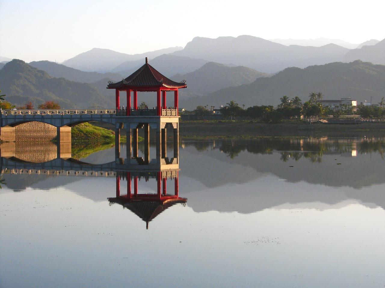 Meinong Lake_Taiwan_PD