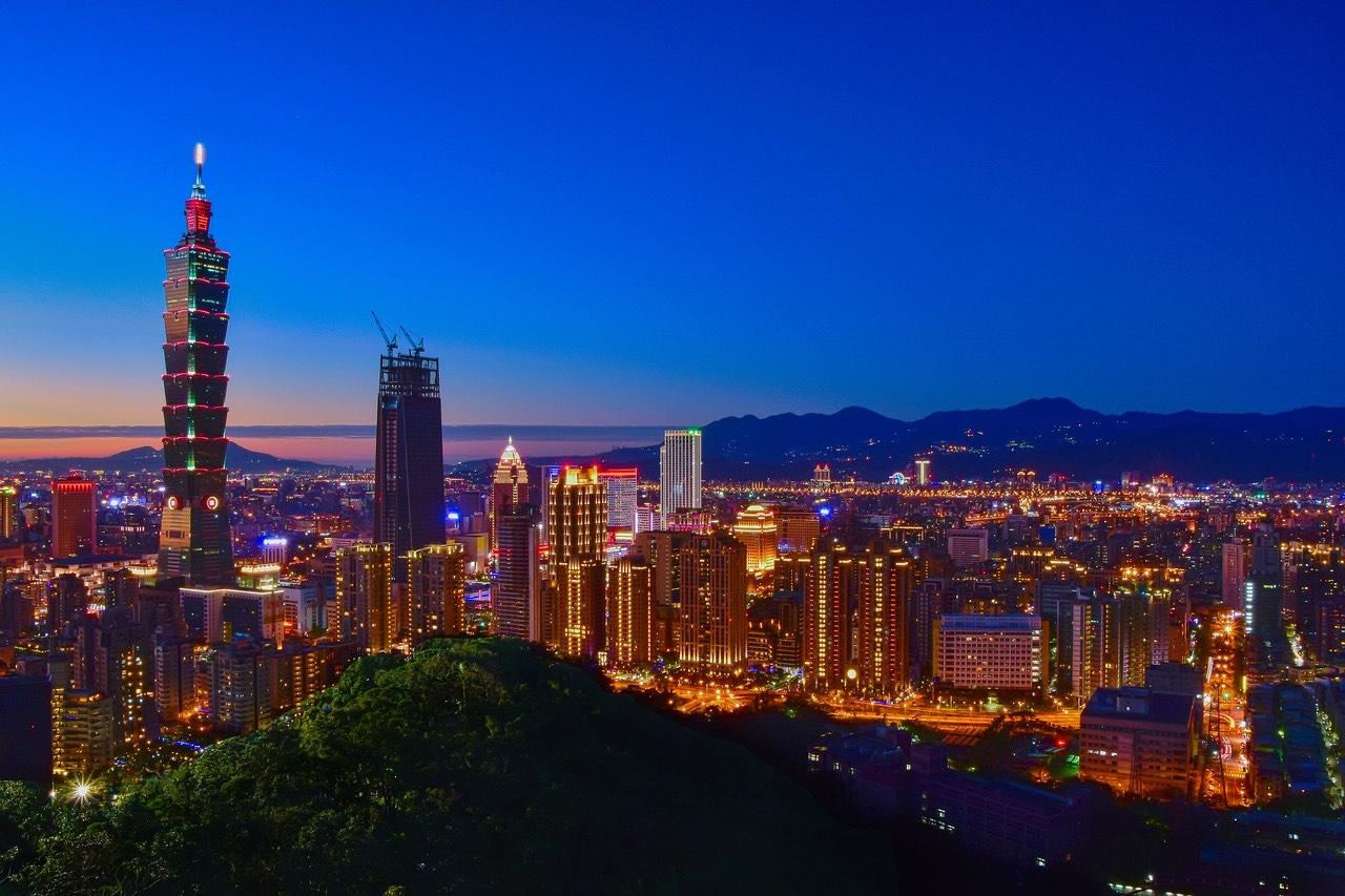 Taipei city_Taiwan_PD