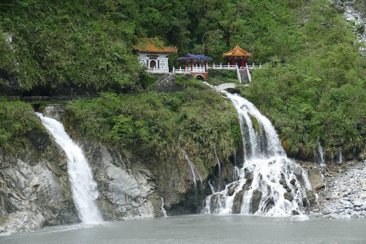 Taroko Gorge in Taiwan_PD