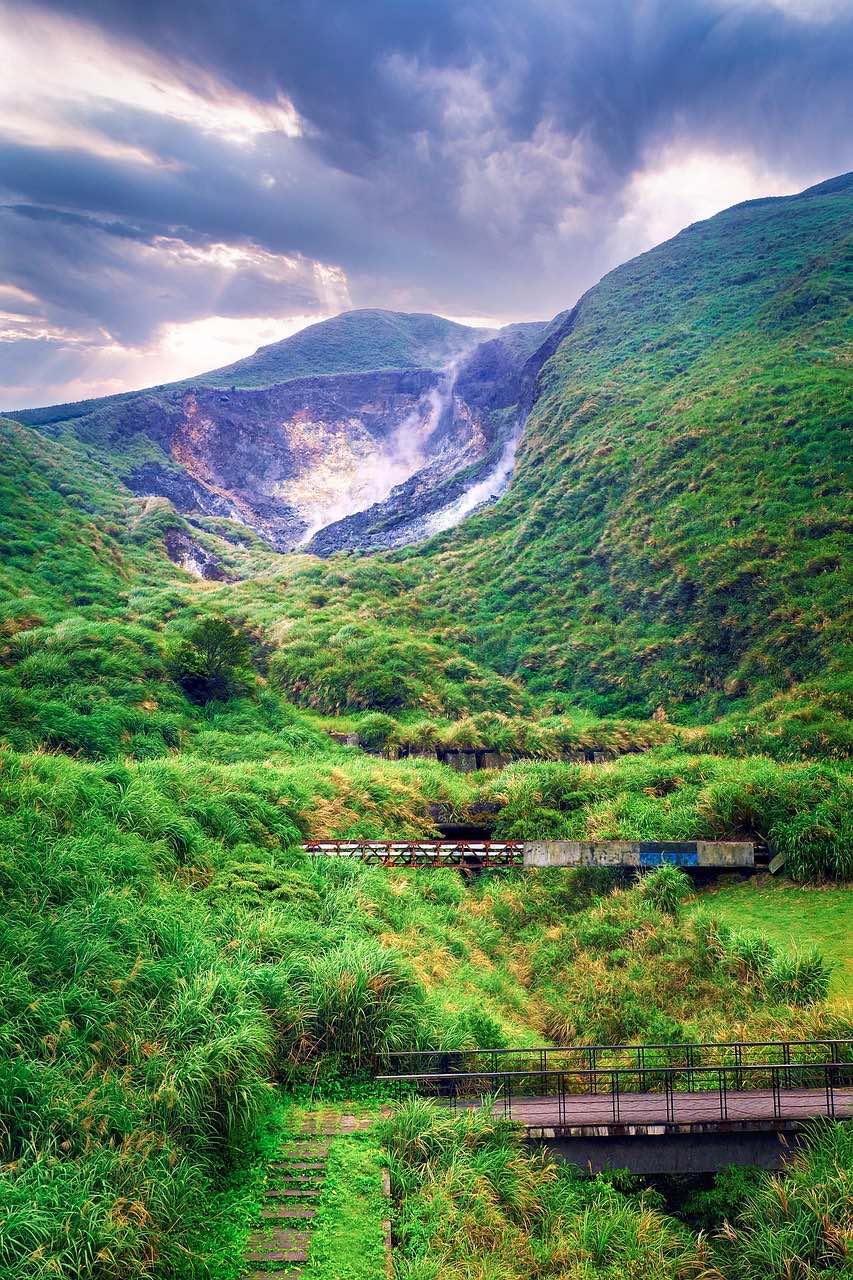 Yangmingshan National Park_Taiwan_PD