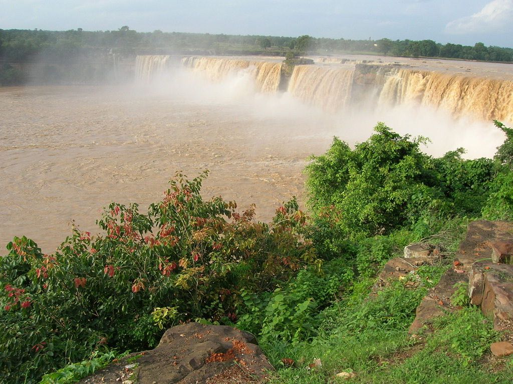 Chitrakot_waterfalls CC BY SA 3.0