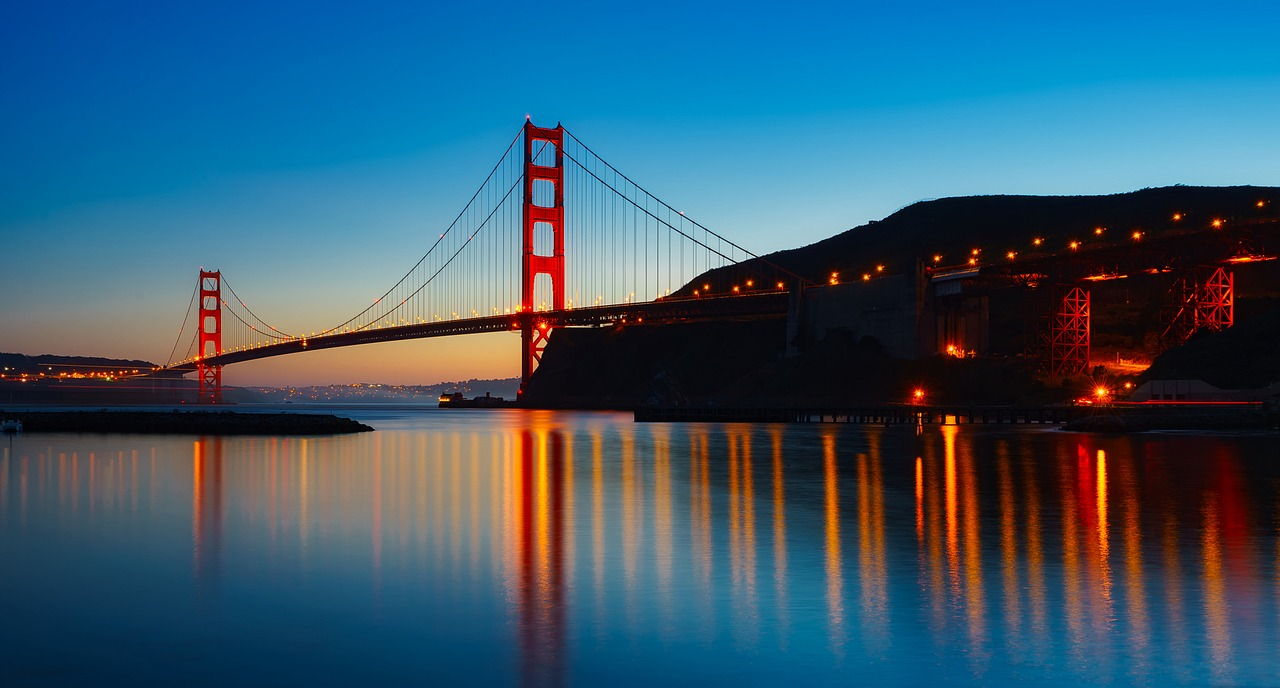 Golden Gate Bridge San Fran_PD