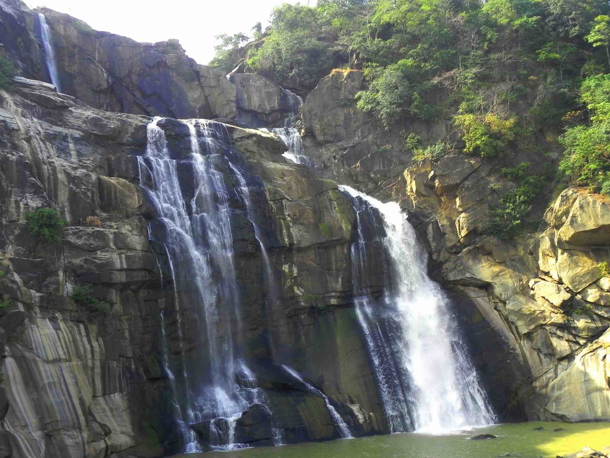 Hundru Falls Jharkhand Travel Guide_Things to do_CC BY 2