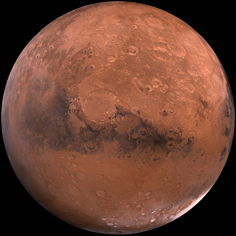 Mars_Mission Impossible: A Tour to Mars