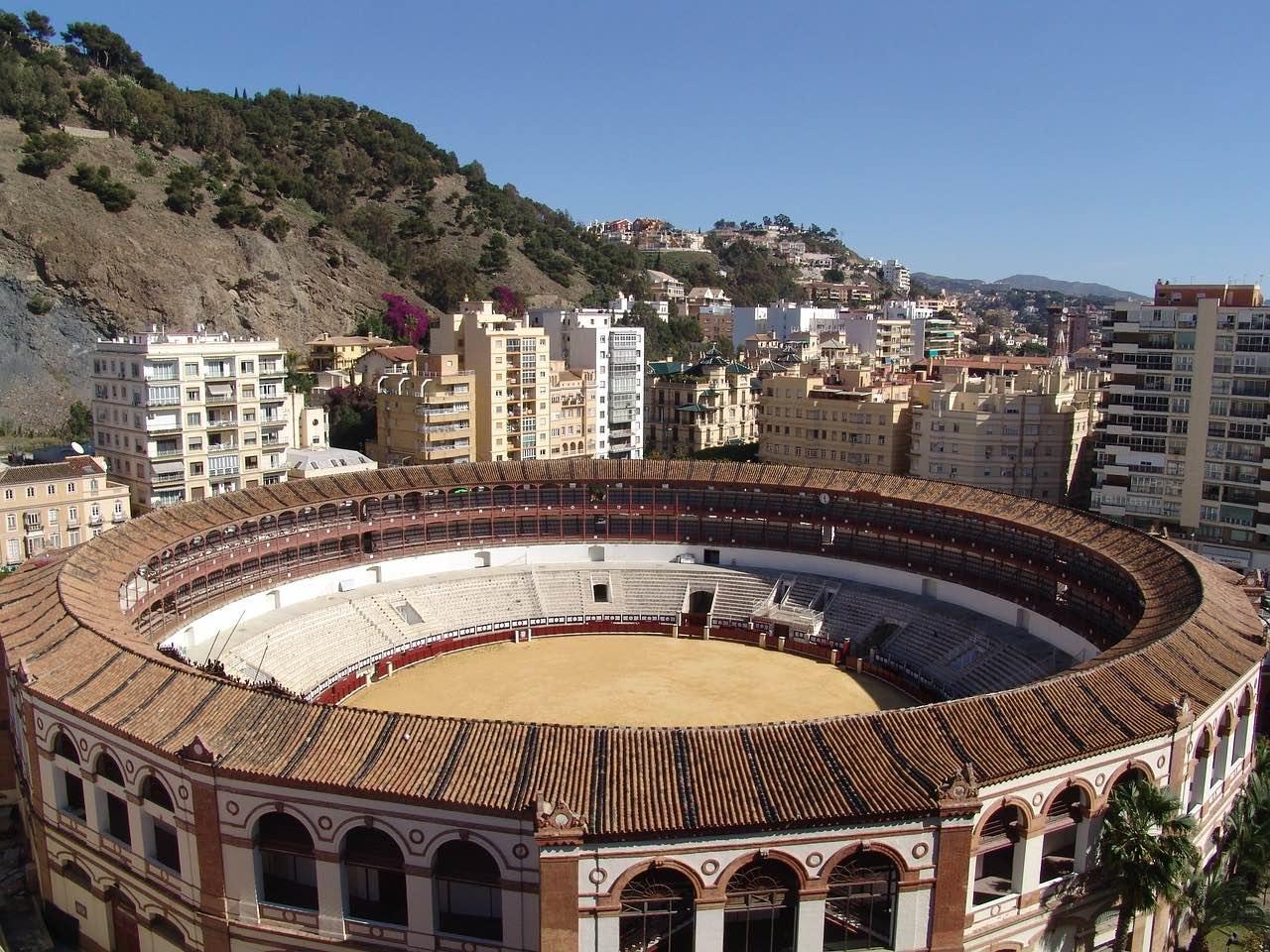 Bullring_Malaga_Spain_PD