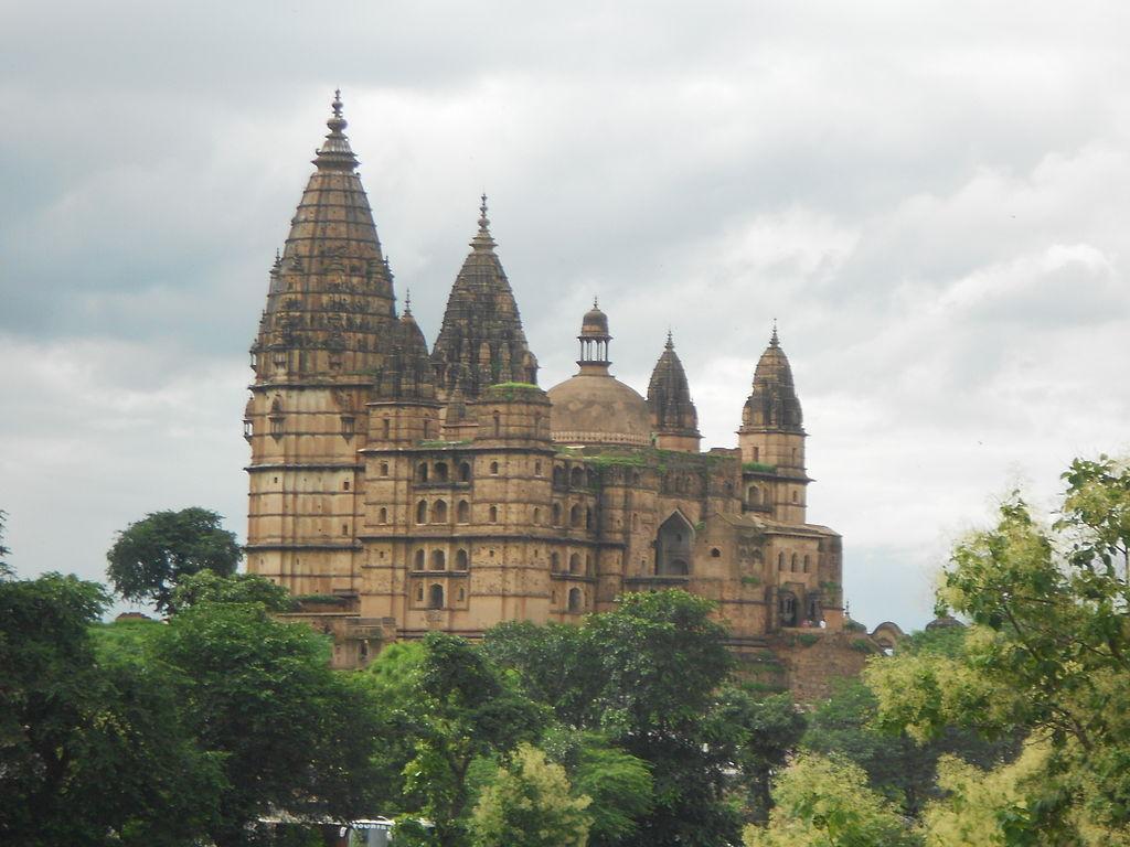Chaturbhuj_Temple_Orchha_CCBYSA4.0