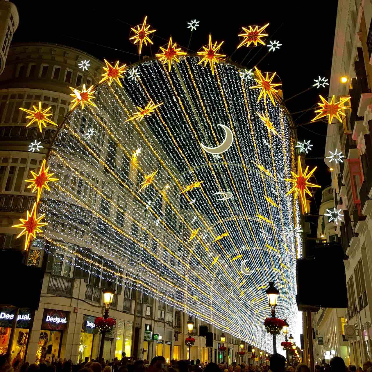 Christmas in Malaga Spain_PD