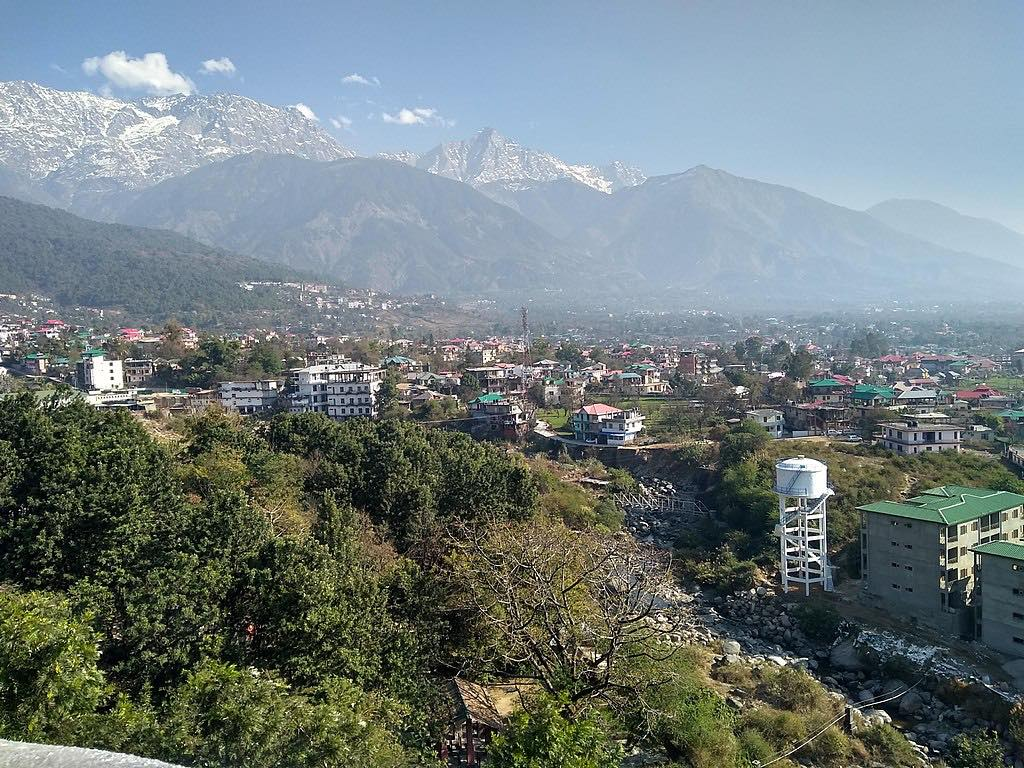 View of Dharamshala_CC BY SA 4.0