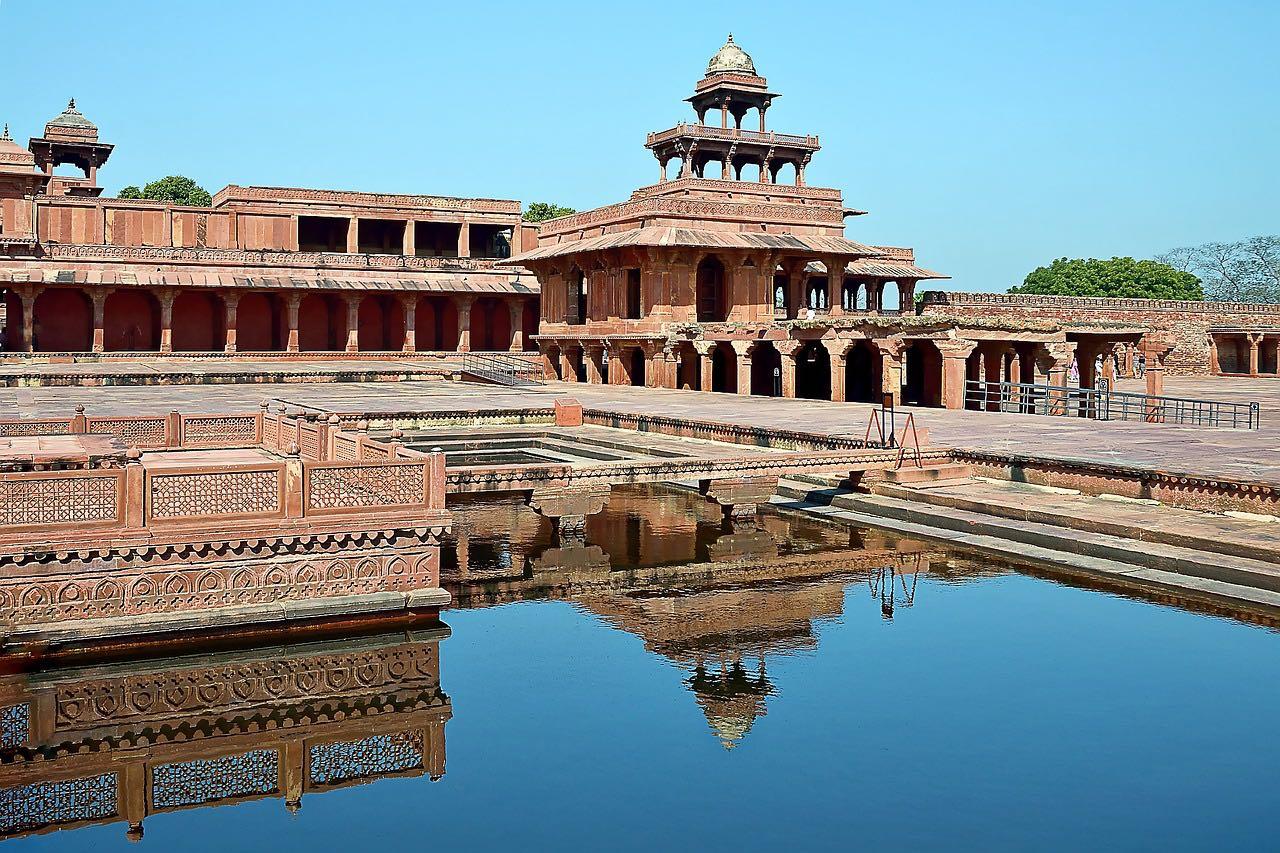 Fatehpur Sikri_Agra_PD