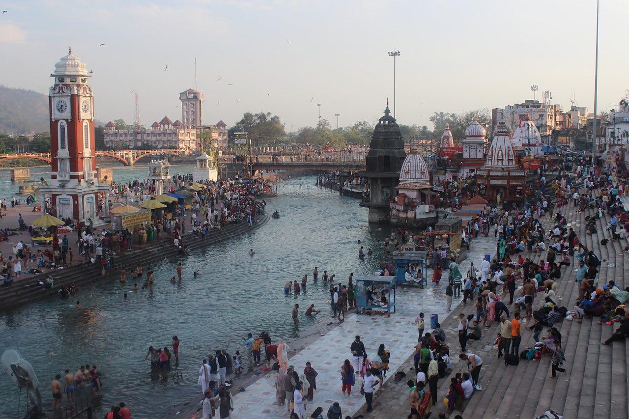 Haridwar_Ganga River_Uttarakhand_India_PD