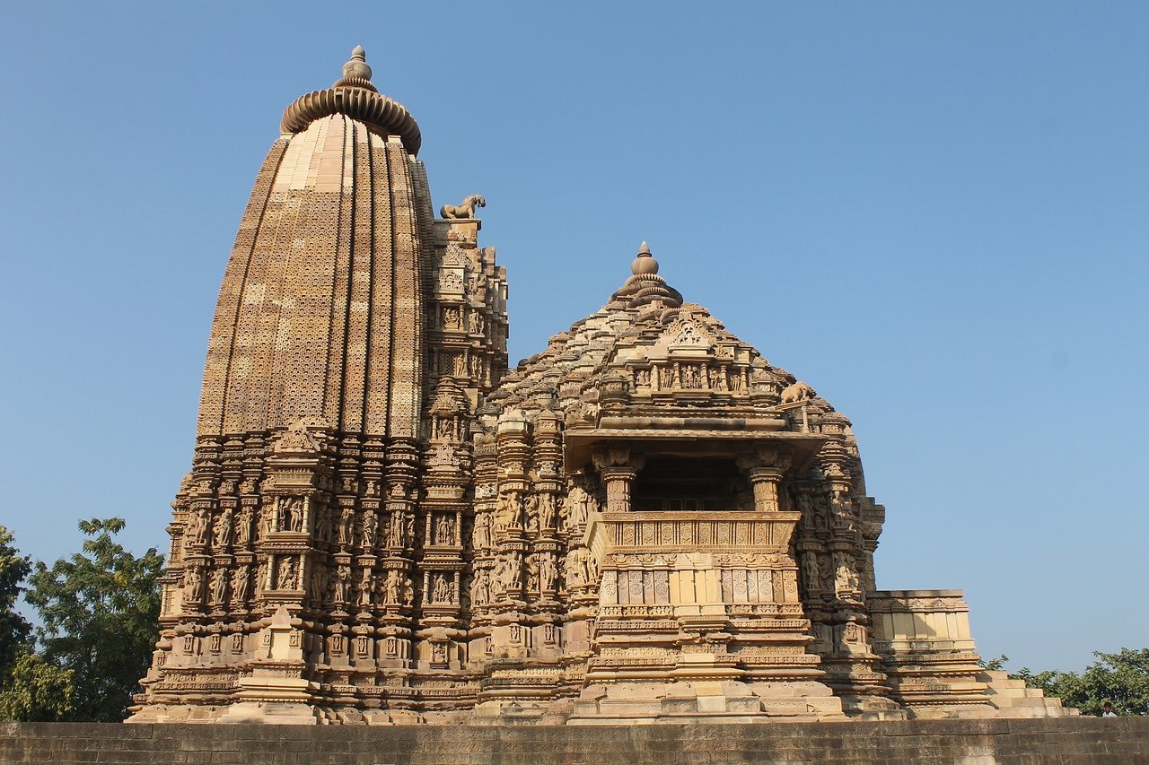 Khajuraho_mahadev shiv temple_MP_PD