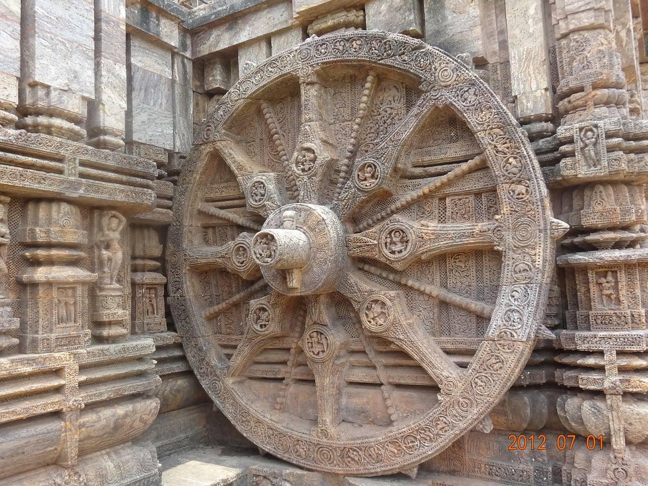 Konark sun temple_odisha_PD
