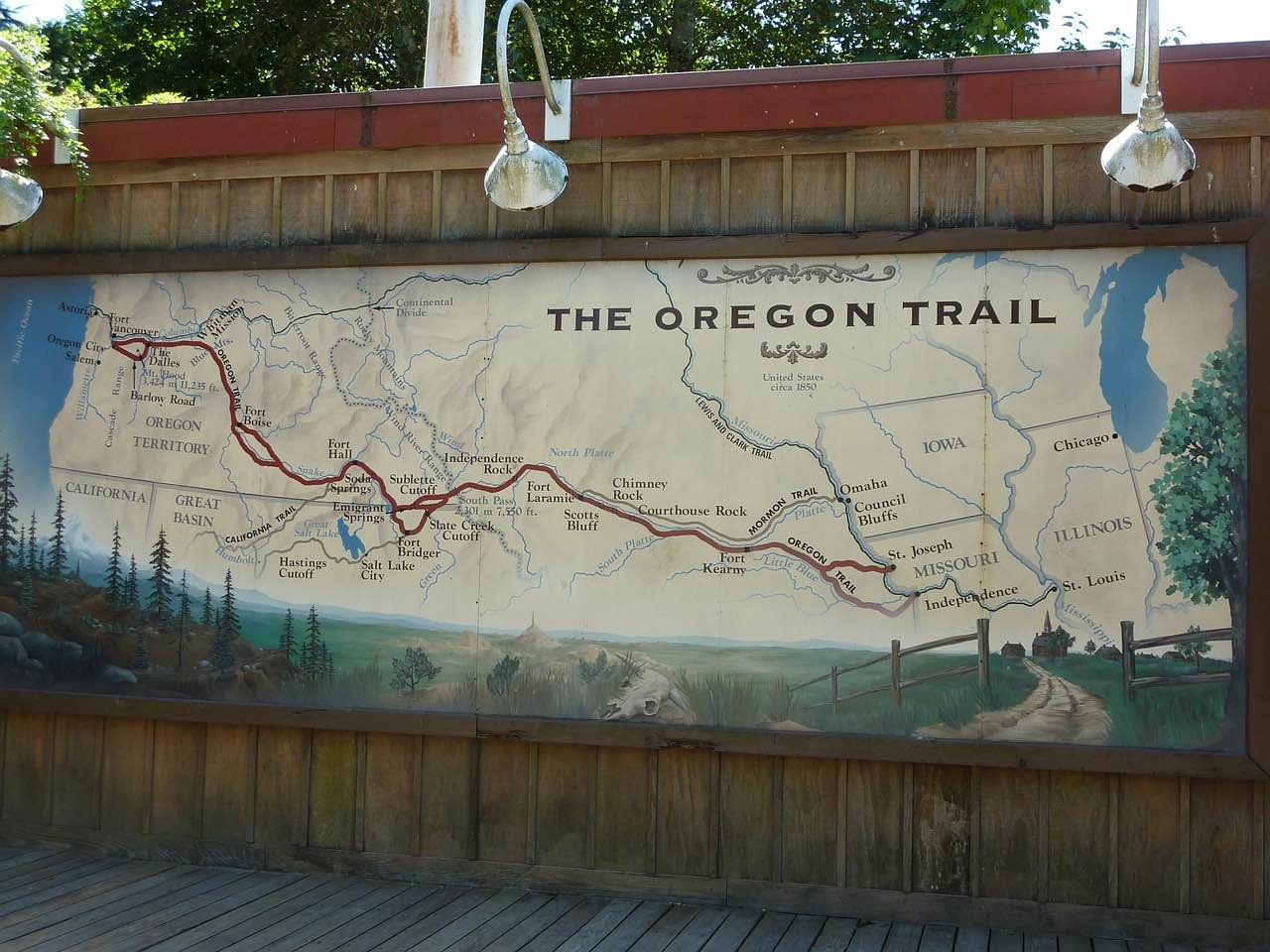 Lewis and Clark_oregon_trail_PD