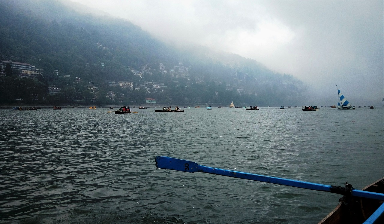 Nainital Lake_Hill station in Uttarakhand_India_PD