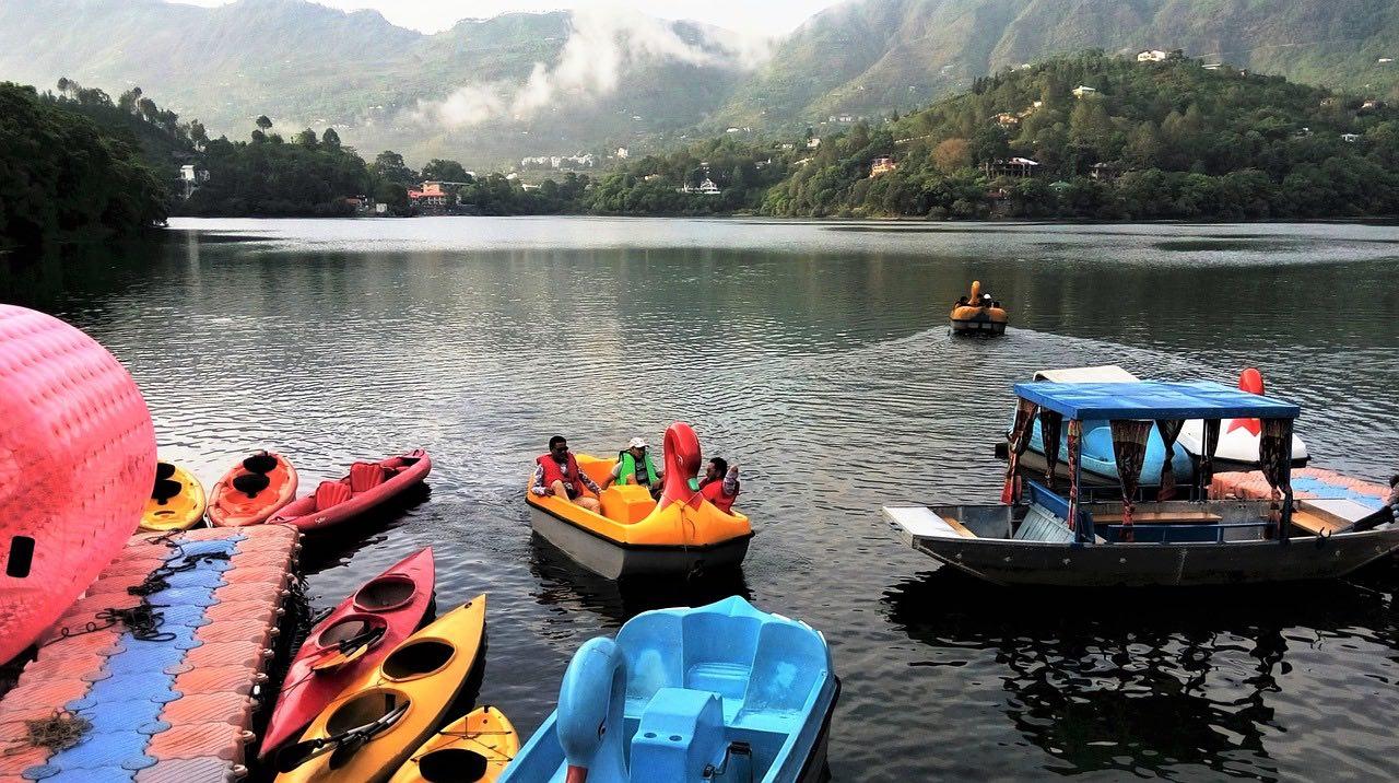 Naukuchiyatal Lake_Uttarakhand_PD