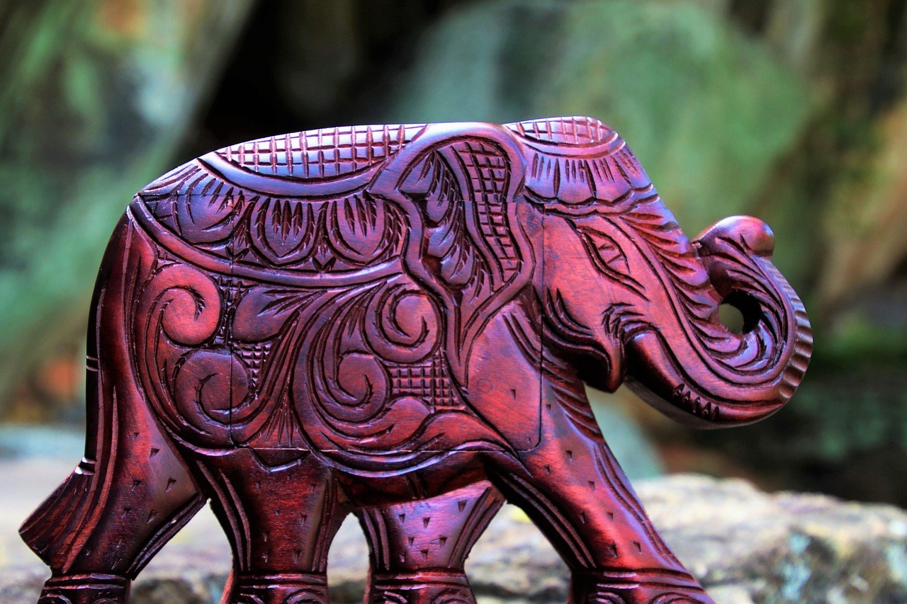 elephant_souvenir_handicraft_PD