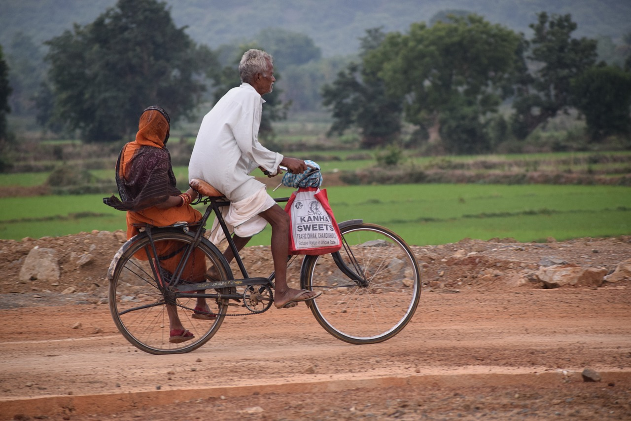 old-couple_rural India Odisha_PD