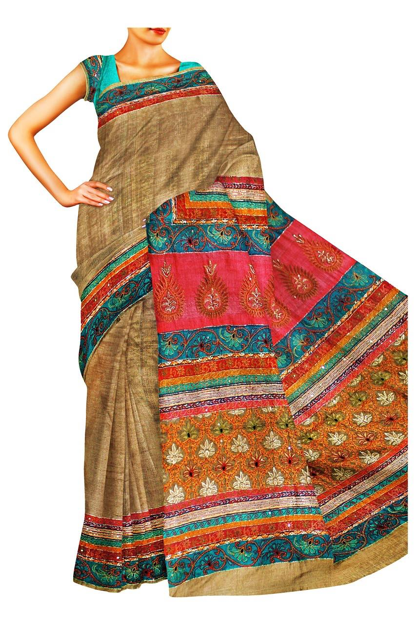 Indian silk_saree_PD