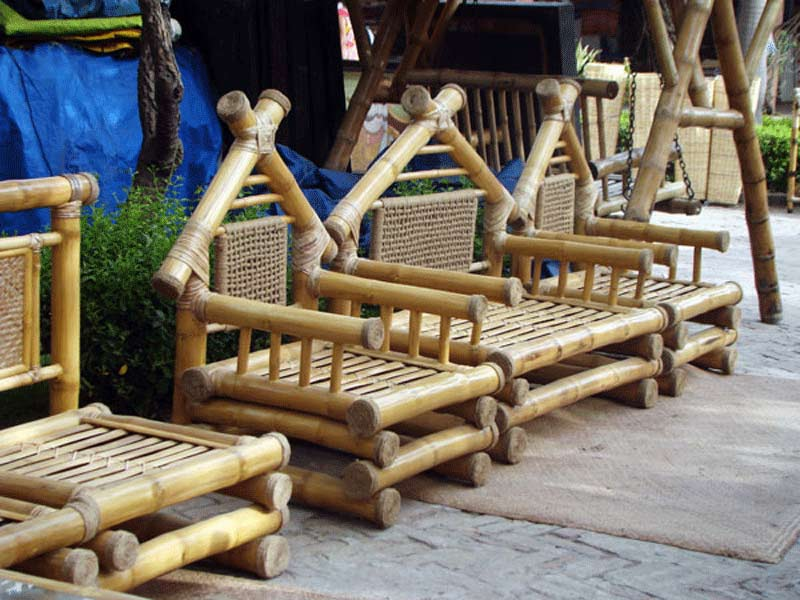 Bamboo Furniture is very famous in Assam_CC0