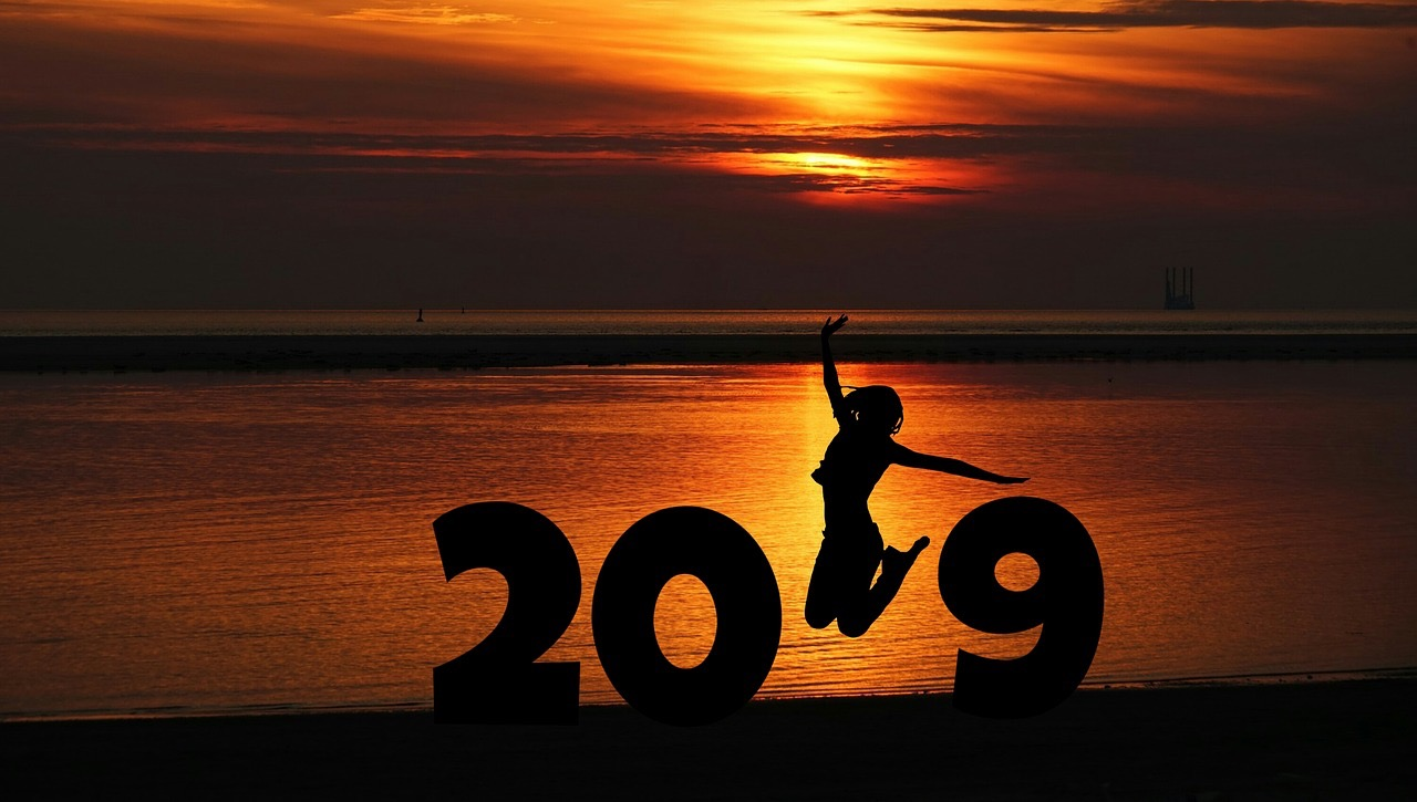 happy new year 2019_PD