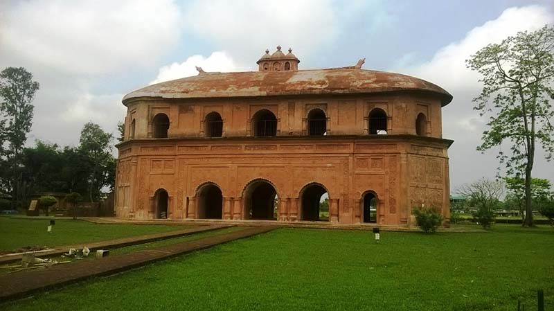 Architectural Marvels at Sivsagar_CC0