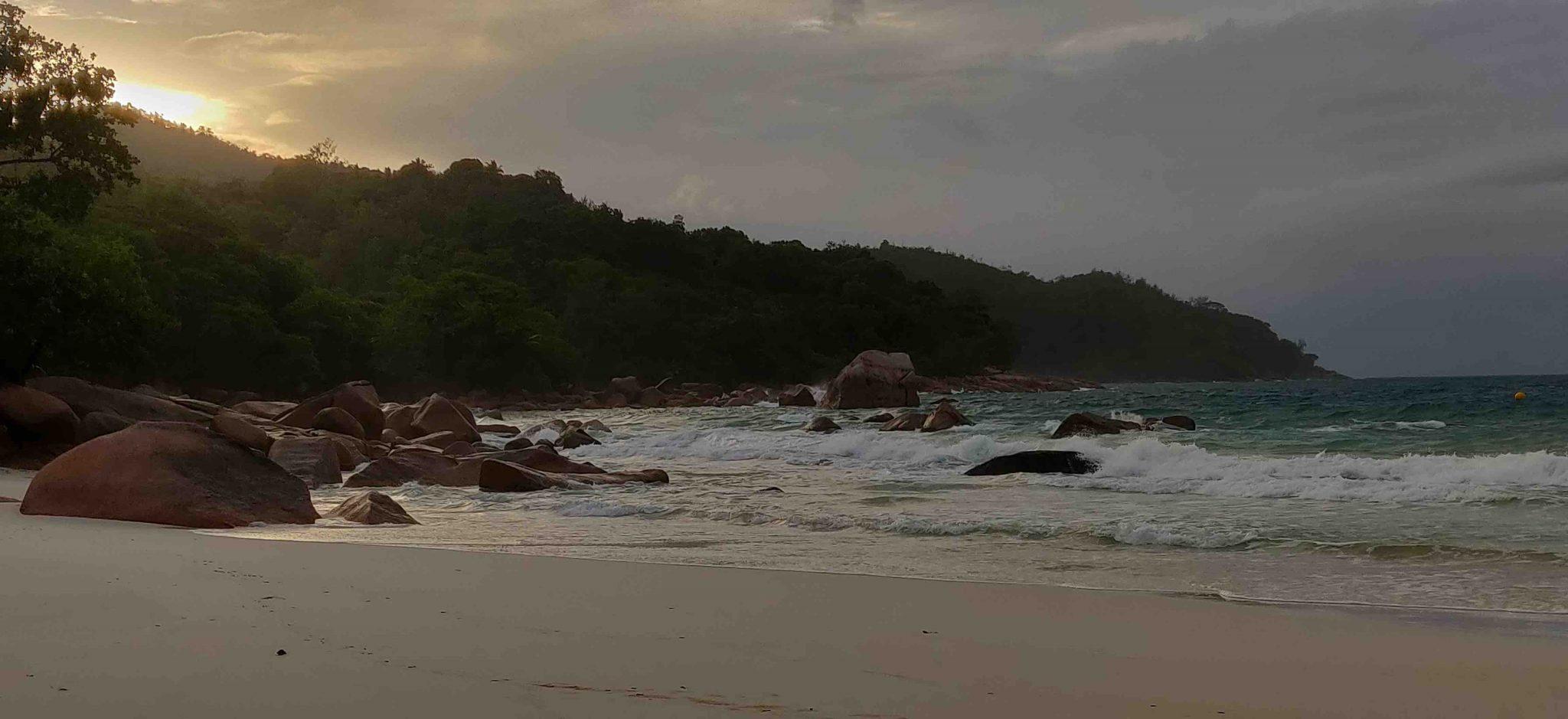 Beach Beau Vallon_AOT_Vishakha