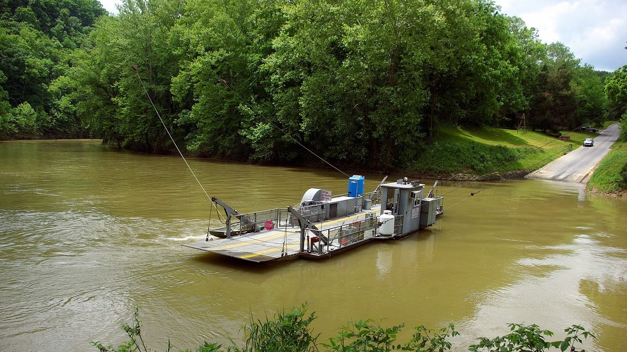 Green River Ferry to Mammoth Cave National Park_PD