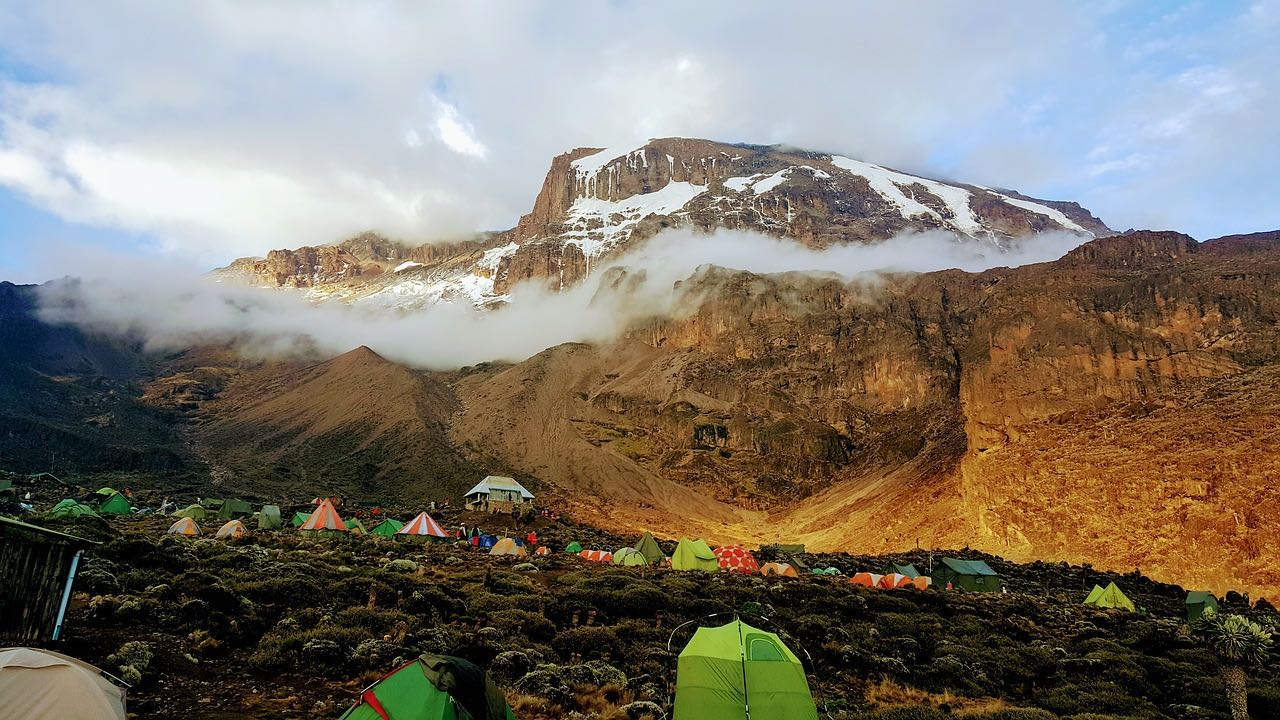 Mt kilimanjaro high camp_PD