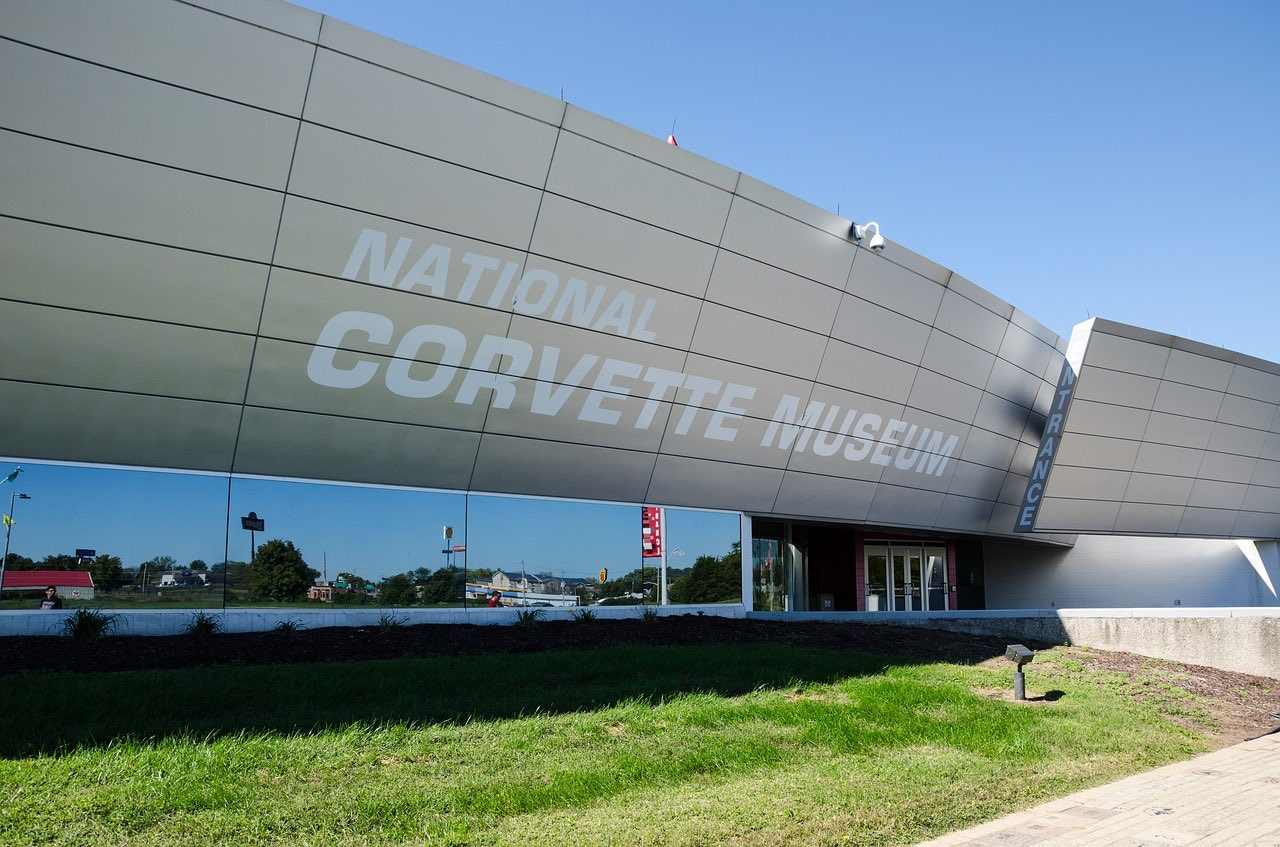 National Corvette Museum_Kentucky_PD