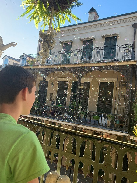 A Fun New Orleans Trip With Family
