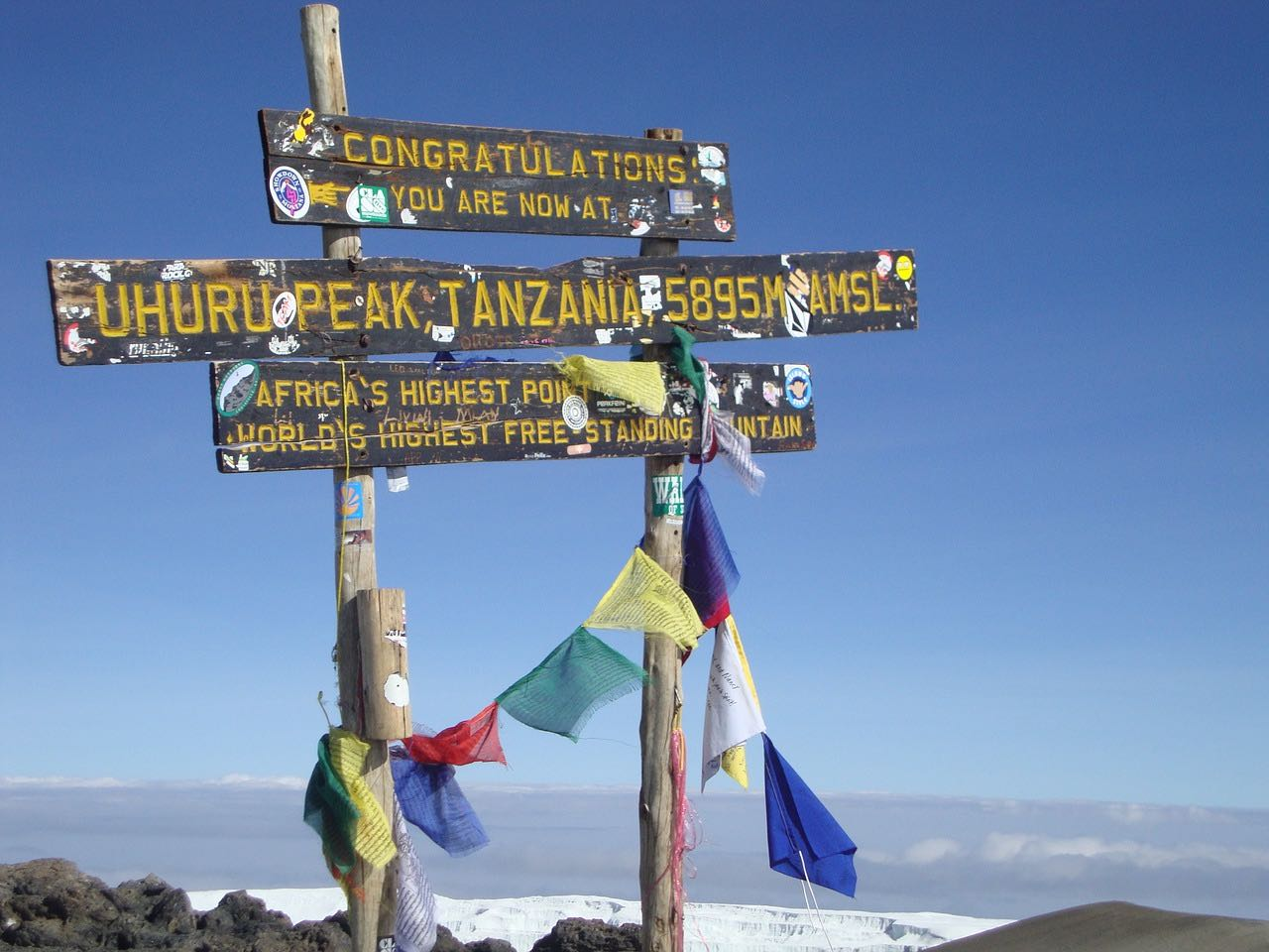 mount Kilimanjaro summit_PD