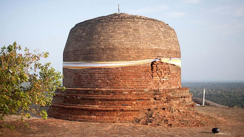 Kudumbigala Monastery_PD