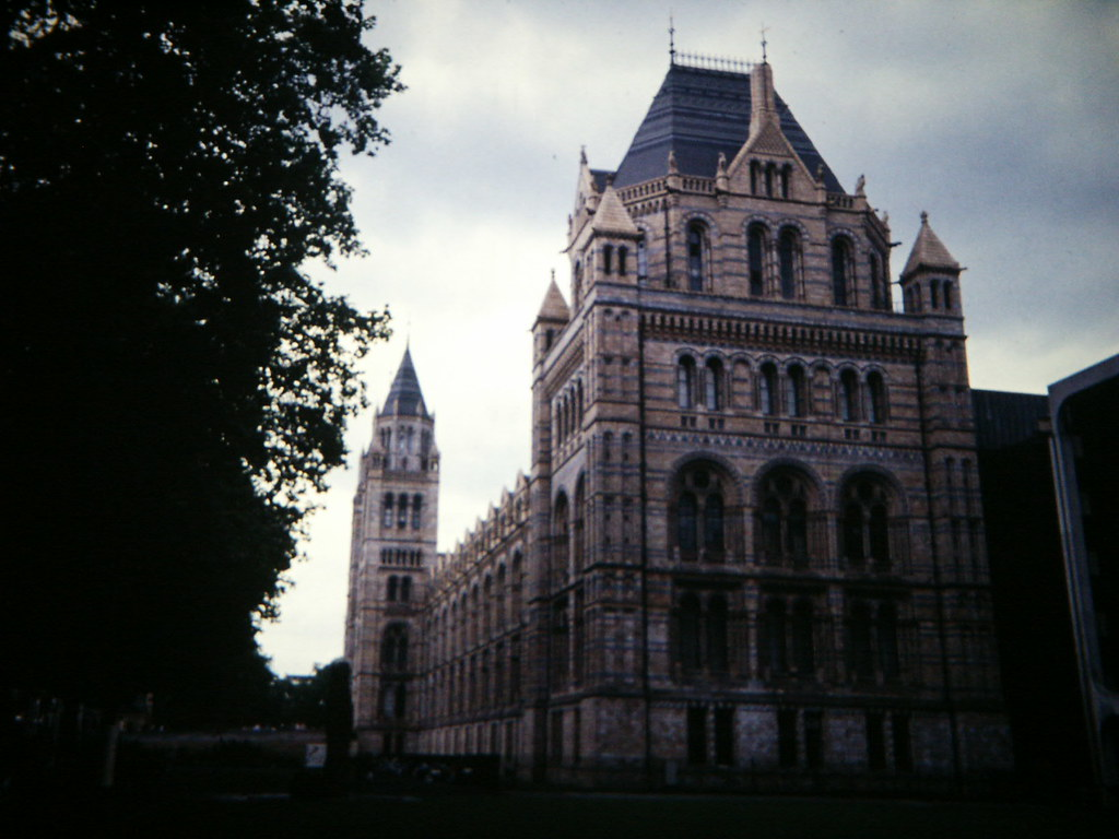 London Museum of Natural History_CC0