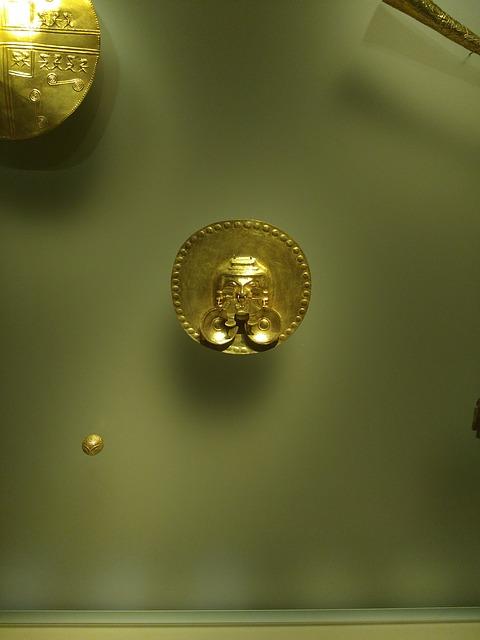 Museo del Oro_Gold Museum_Bogota_PD