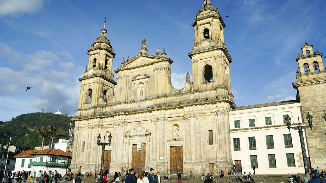 Plaza de Bolivar_Bogota_Colombia_PD