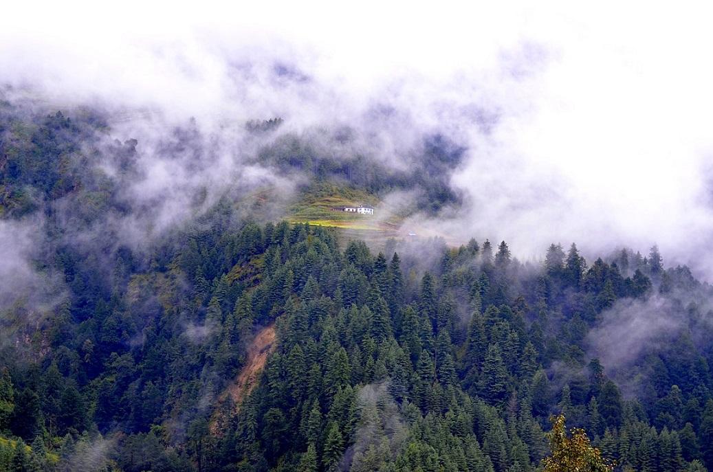 Pokhara Nepal View_Annapurna_PD
