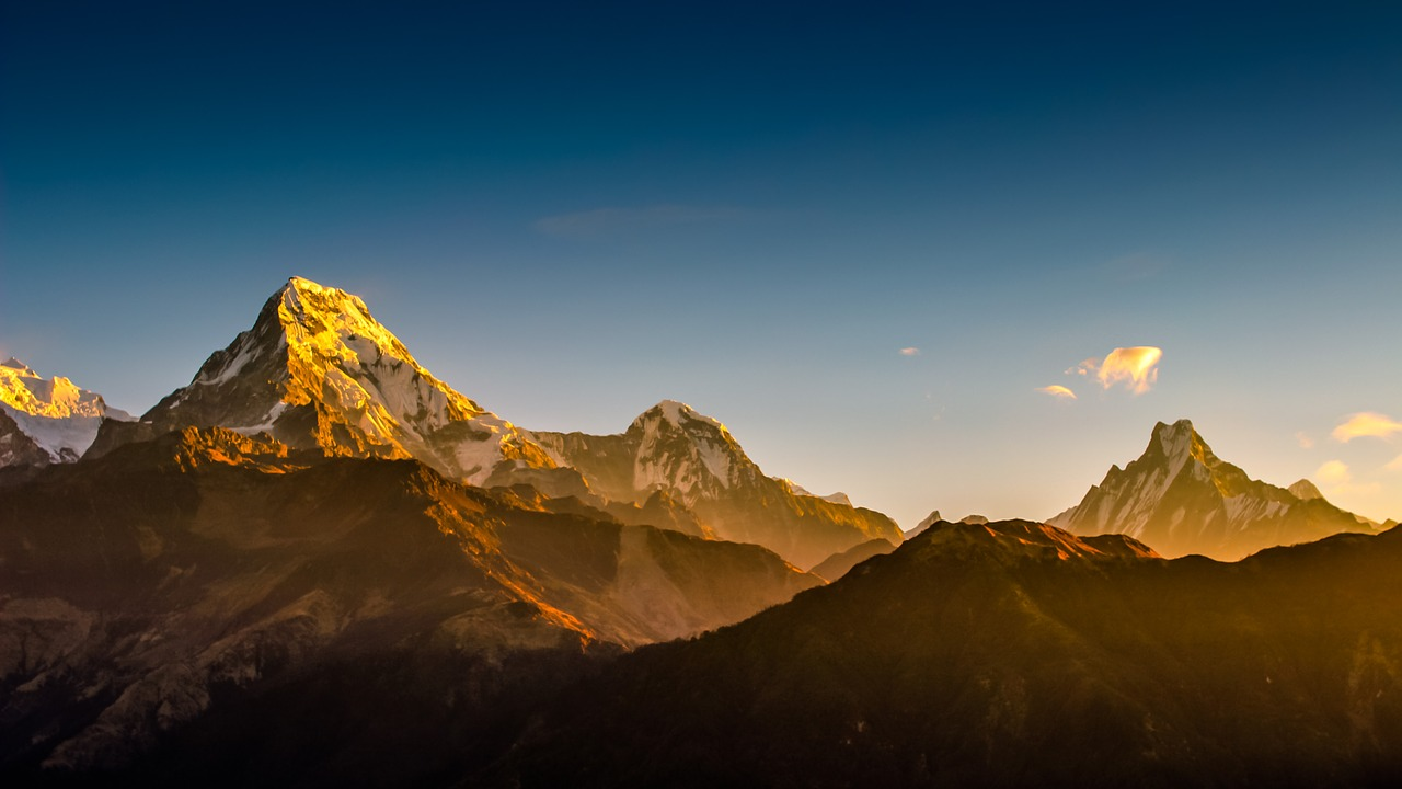 Annapurna circuit trek in Nepal_PD