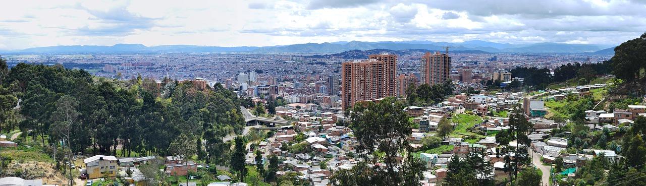 bogota city_panorama_PD