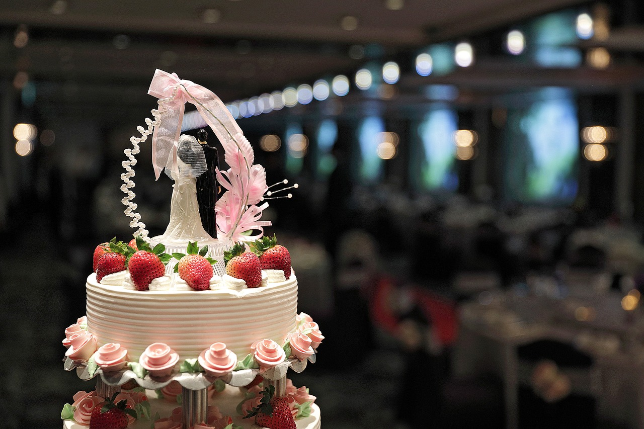 wedding cake_getting married_PD