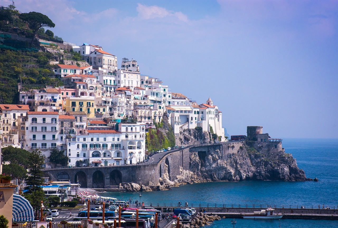 Amalfi coast_Italy_PD