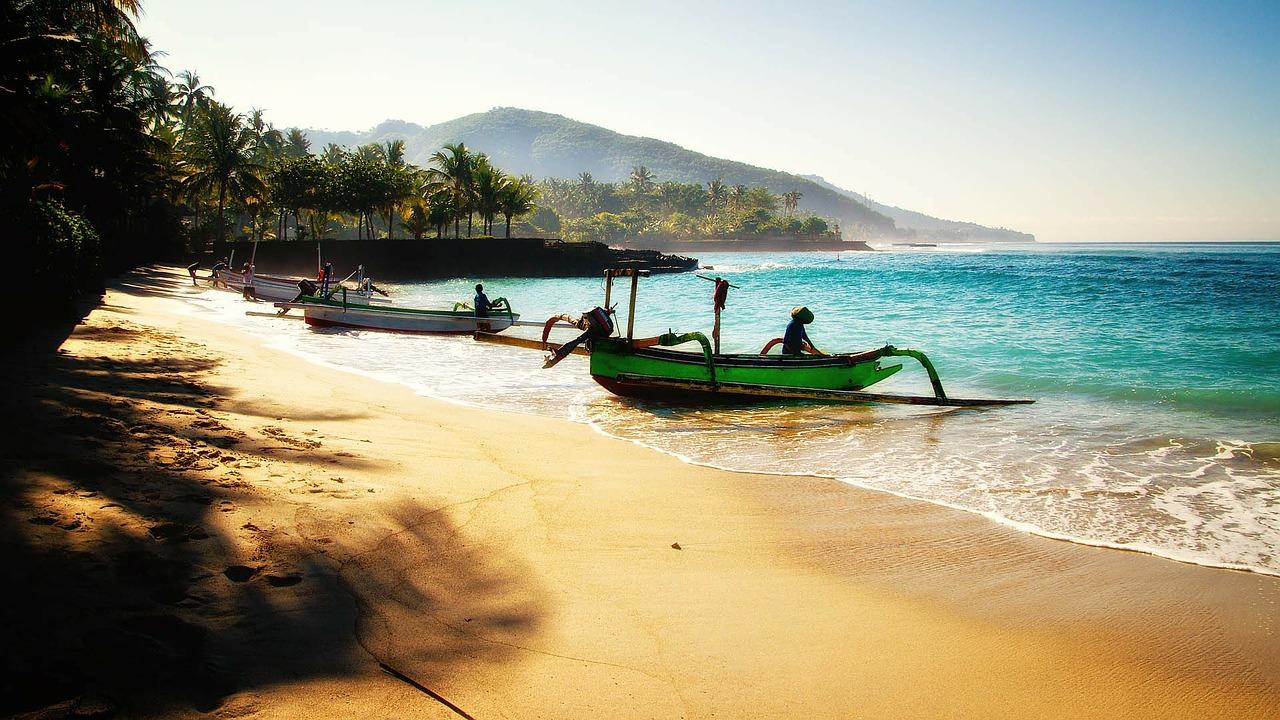Bali beach_Indonesia_PD
