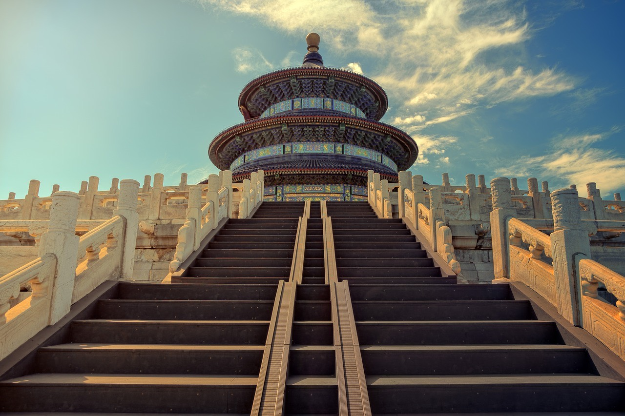 Beijing_Temple of Heaven_China_PD