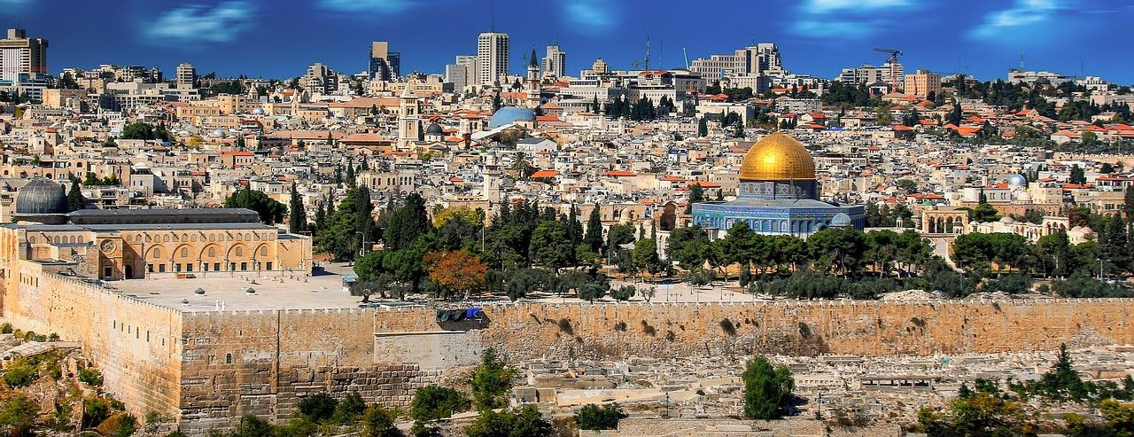 Jerusalem_Israel_Old Town_PD