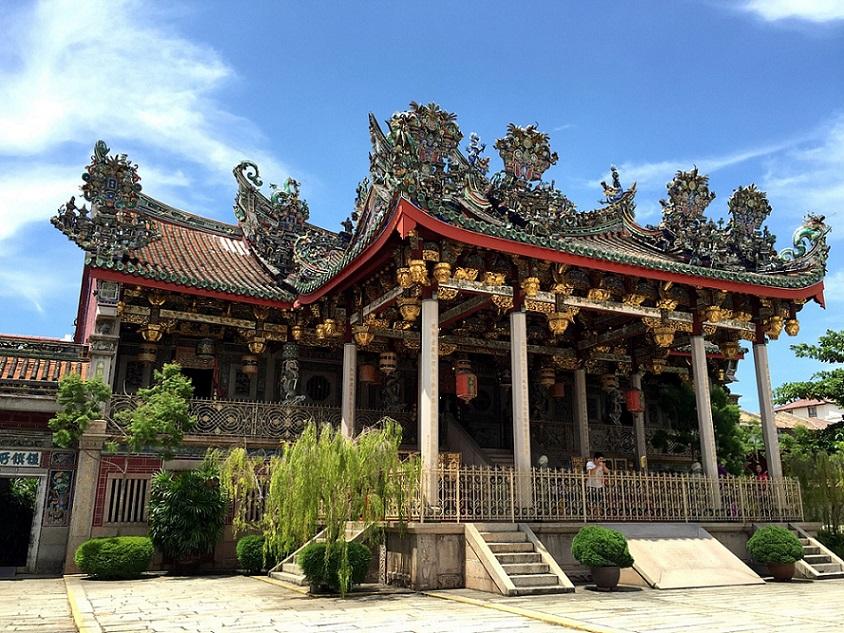 Khoo Kongsi Chinese House Penang_Malaysia_PD