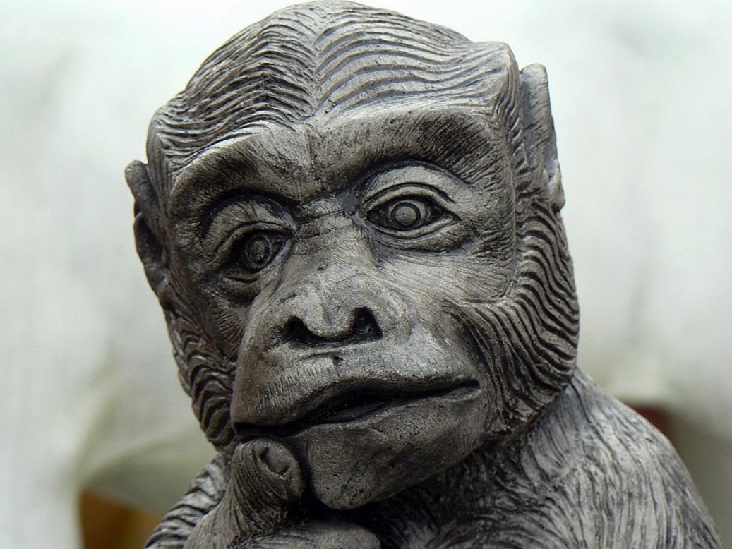 Lord Hanuman_Monkey God_Hindusim_Thailand_PD