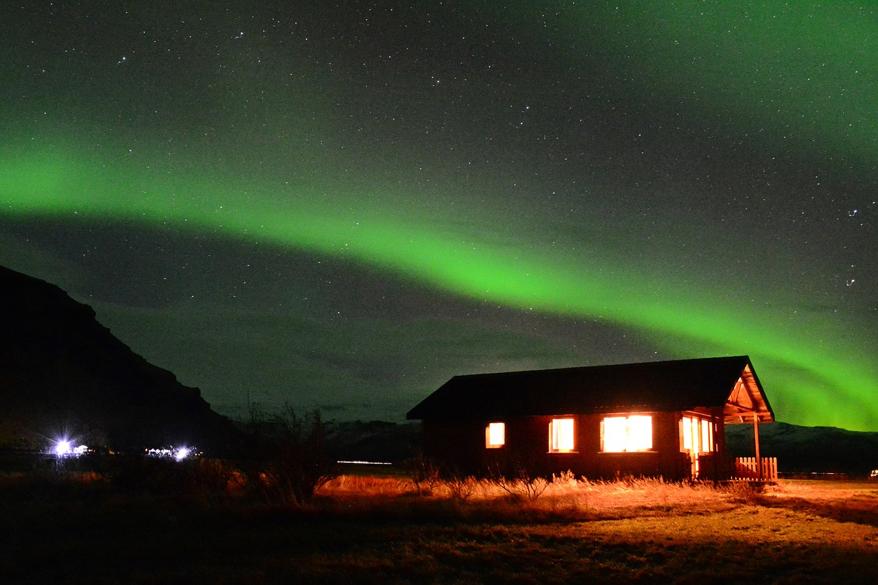 Northern Lights_Vik_Iceland_PD