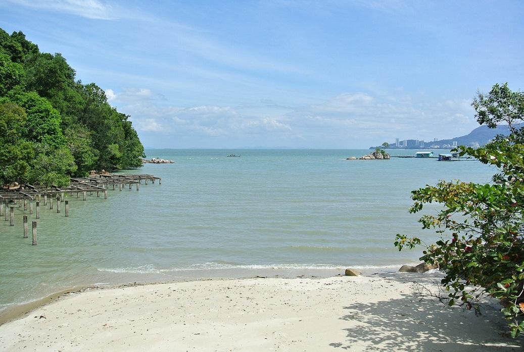 Penang National Park_Sandy Beach_Malaysia_PD